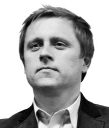 Paweł Kostkiewicz (mgr inż.) jest absolwentem Wydziału Mechatroniki Politechniki Warszawskiej (kierunek automatyka i robotyka w specjalności biocybernetyka ... - PK-200px-bw